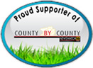 Proud Supporter of County by County